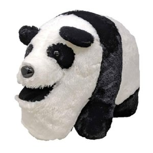 シャクレルプラネット パンダ BIG ぬいぐるみ|mantenstore