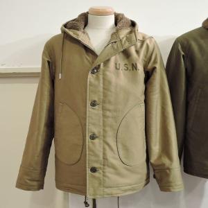 TOYS McCOY N-1 HOODED COAT TMJ1720 トイズマッコイ フーデッドコート デッキジャケット manufactures-japan