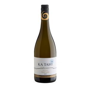 ピノグリ 辛口白ワイン  ニュージーランド産ワイン Ka Tahi 2015 Pinot Gris