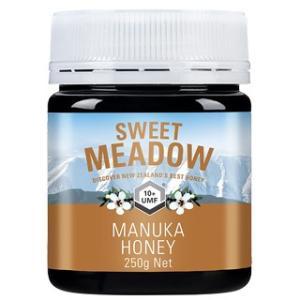 独立検査機関「UMF蜂蜜協会」認定のSweet MeadowマヌカハニーUMF10+ [MGO 26...