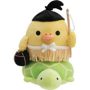 誰もが知ってる、人気で話題の「日本昔話」をテーマにした  リラックマぬいぐるみが初登場  キイロイト...