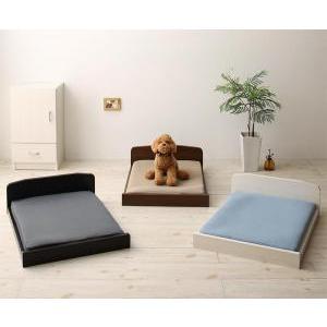 ミニチュアサイズが可愛い木製ペットベッド Catnel キャトネル マットレス付き|manzoku-tonya
