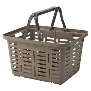 リングスター(SB-465 ブラウン)スーパーバスケット ブラウン(作業用品・制服)(工具・屋外用品・自転車)(工具箱)|manzoku-tonya