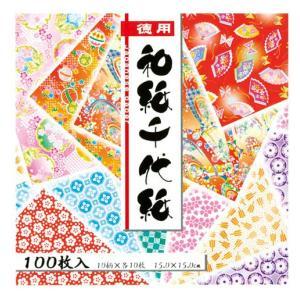 トーヨー(018033)徳用和紙千代紙15cm...の関連商品7