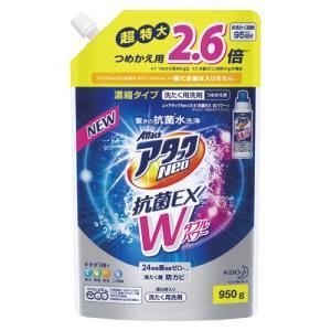 花王販売(335128)アタックネオ抗菌EXWパワー詰替950g(生活用品・家電)(洗剤)(洗濯用洗剤)|manzoku-tonya