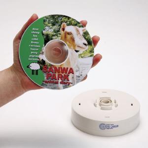 サンワサプライ CD/DVDラベラー LB-CDRSET27|manzoku-tonya