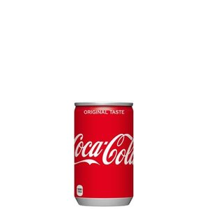 コカ・コーラ 160ml缶【2ケース】|manzoku-tonya