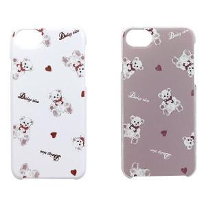 DaisyRico デイジーリコ ホワイトベア iPhoneケース(6・7・8対応) DR6-S1|manzoku-tonya
