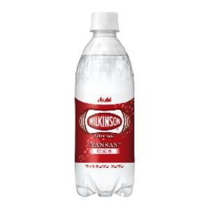 〔まとめ買い〕アサヒ ウィルキンソン タンサン ペットボトル 500ml×48本(24本×2ケース)