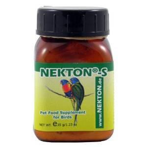 パピエ ネクトン S 35g 鳥類用総合ビタミン剤|manzoku-tonya