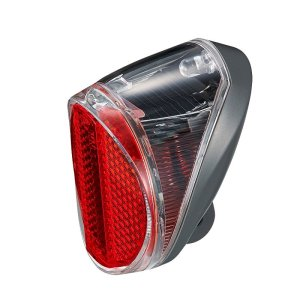 キャットアイ セーフティーライト (TL-SLR200) シートステー取付タイプ ソーラーパワー 自動点灯消灯 JIS規格適合リフレクター リア用 manzoku-tonya
