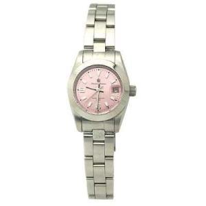 ドマーニ レディースカレンダー腕時計 ピンク  CD6502-3N