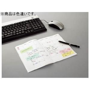 強粘着ふせん〈K2〉 75×25 7色ミックス ネオン10冊 コクヨ K2メ-KN7525X10|manzoku-tonya|03