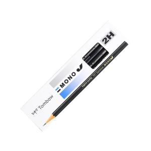 鉛筆モノJ 2H トンボ鉛筆 MONO-J2H manzoku-tonya
