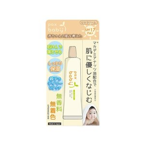 パックス ベビー UVクリーム 30G 太陽油脂