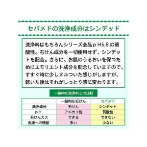 セバメド ウォッシングバー 100g ロート製薬|manzoku-tonya|04