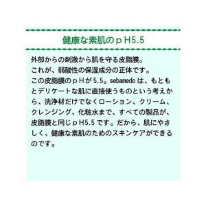 セバメド ウォッシングバー 100g ロート製薬|manzoku-tonya|05