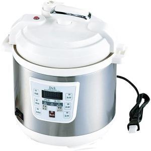 D&S 電気圧力鍋2.5L STL-EC30|manzoku-tonya