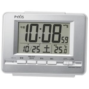 セイコー 電波目覚まし時計 NR535W(1台)の関連商品8