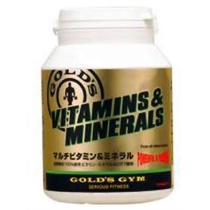 ゴールドジム マルチビタミン&ミネラル G2520(360粒)|manzoku-tonya