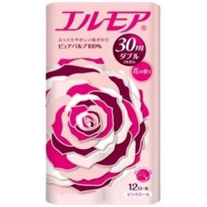 エルモア トイレットロール 花の香り ピンクダ...の関連商品8