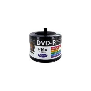 ハイディスク データ用 DVD-R 16倍速 ...の関連商品9