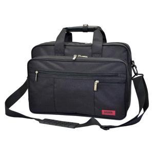 SAXON ビジネスバッグシリーズ G2:SAXON #05171 ビジネスバッグ カラー【ブラック】|manzoku-tonya