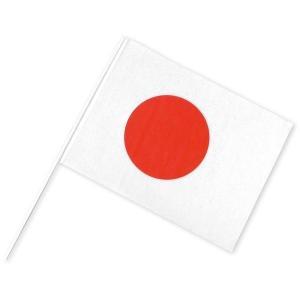 日の丸紙手旗|manzoku-tonya