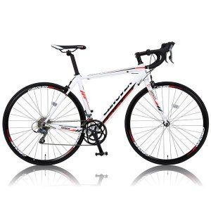 (価格変更)CANOVER CAR-011 ZENOS ロードバイク ホワイト 27798