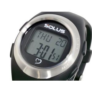 ソーラス 01-800-201 心拍時計 ハートレートモニター Leisure 800 ユニセックス