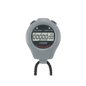 シチズン CITIZEN リズム時計製 ストップウォッチL 8RDA04-008|manzoku-tonya