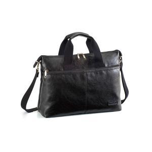 ハミルトン ビジネスバッグ ブリーフケース メンズ 16333 ブラック 国内正規 ブラック|manzoku-tonya