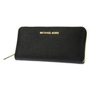 マイケルコース MICHAEL KORS 長財布 レディース 32S3GTVE3L-001 ブラック|manzoku-tonya