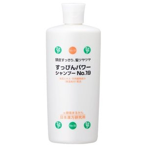 すっぴんパワーシャンプーNo.19|manzokukan4963