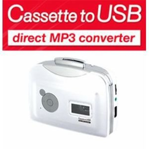 録音 カセットテープ 変換 Cassette to USB direct MP3 converter CA-01|maone
