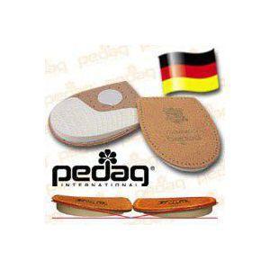 送料無料 DM便 ペダックコレクト Lサイズ O脚 補整 インソール ドイツ製 羊革 フットケア 中敷き 矯正グッズ|maone