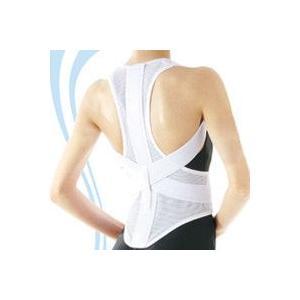 背筋矯正ベルト 矯正 トレーニング ベルト サポートインナー ぐいっと背筋ベルト Mサイズ|maone