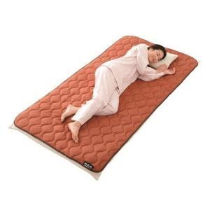 敷きパッド シングル 暖かい 冬 NEW暖暖あったか節電マット サイズ200×100cm|maone