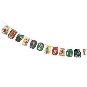 ガーランド クリスマス 飾り トランスメートル ガーランドセット スウィーティークリスマス|maone