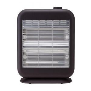 電気ストーブ スマートストーブ ブラウン 暖房|maone