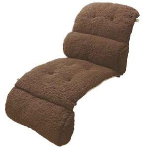 クッション ソファに温 毛布クッション ダークブラウン ソファークッション あったか|maone