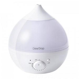 アロマ加湿器 デュードロップM ホワイト 超音波加湿器 maone