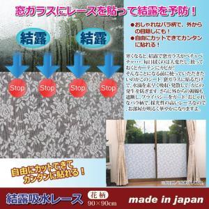結露防止シート (結露防止対策) 結露吸水レース|maone