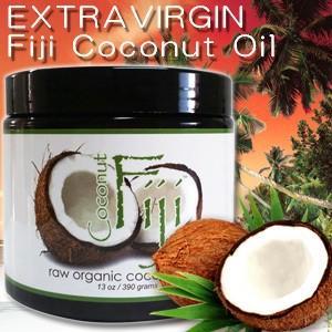 ココナッツオイル 食用 オーガニックフィジー ココナッツオイル 2個セット|maone