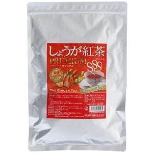 ダイエットドリンク 生姜紅茶  しょうが紅茶プレミアムSSS|maone