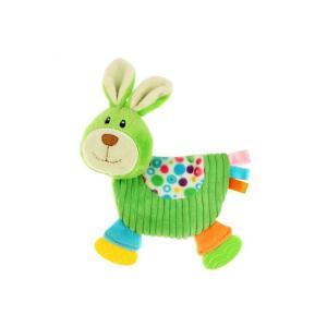 プラッツ 犬用おもちゃ アニマルエッグ パピー クリンクルティーザー バニー TC74342