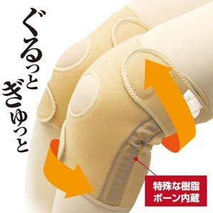 かるがる膝ベルト 2枚入り 左右兼用 送料無料 口コミで人気 ひざサポーター 膝サポーター|maple517