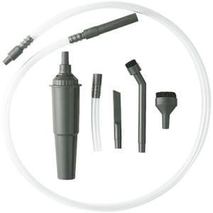 掃除 便利グッズ すきまノズル2 本体に簡単取付 掃除機 ヘッド 交換|maple517