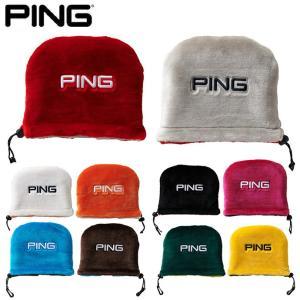 PING ピン ヘッドカバー アイアンカバー HC-C192 日本正規品 ゴルフ用品 ピンゴルフ (...