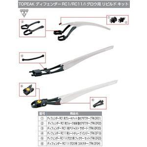 TOPEAK(トピーク) ディフェンダー RC1用フォーク本体 取付アダプター(TRK-DF22)